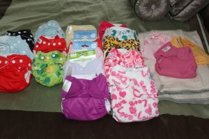decision to cloth diaper