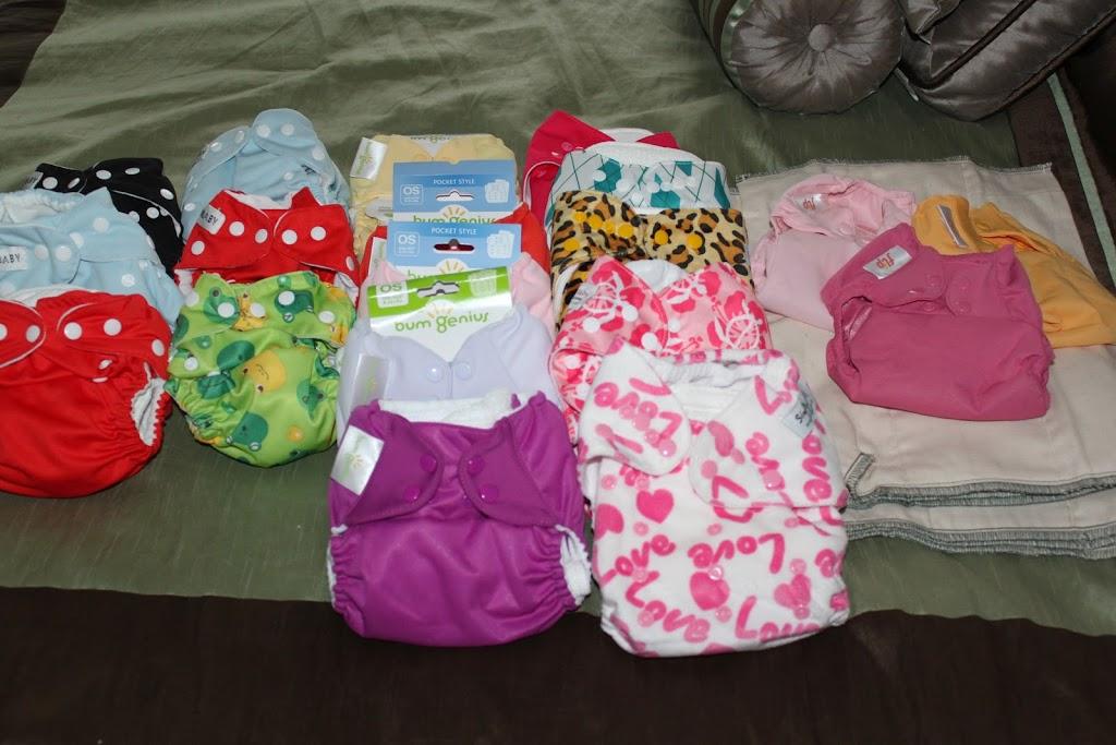 decision to cloth diaper