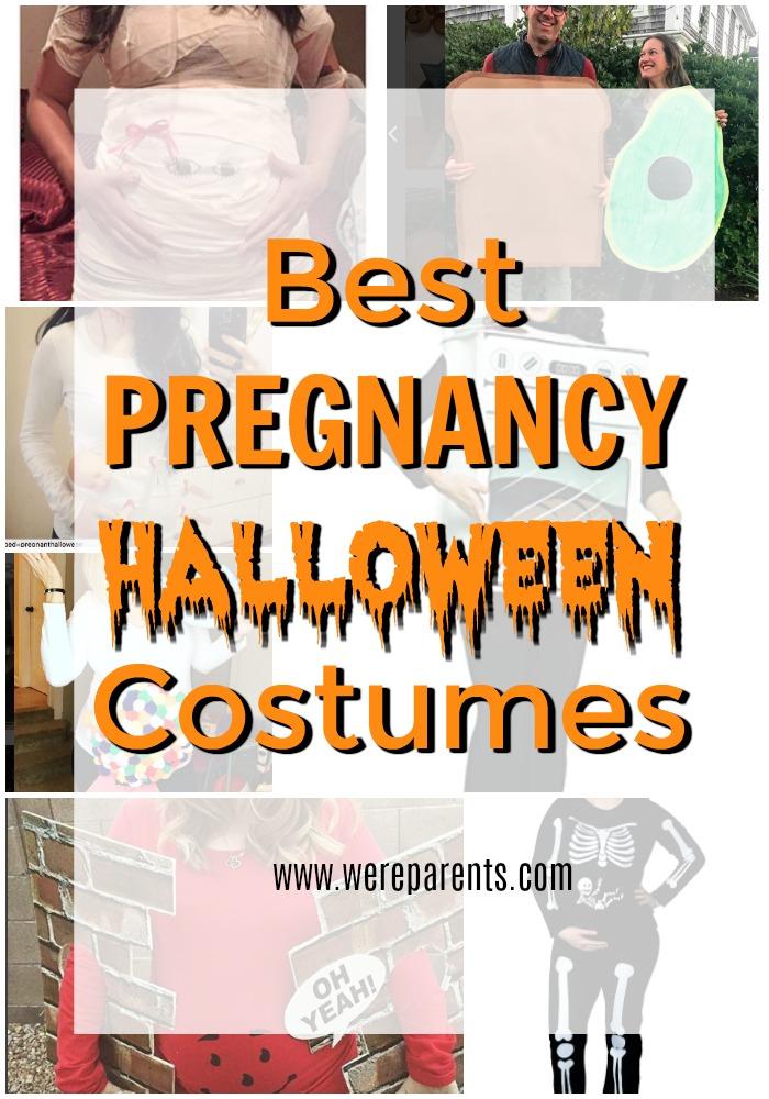 Best Pregnancy Halloween Costumes We Re Parents
