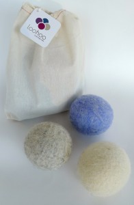 LooHoo Wool Dryer Balls starter pack