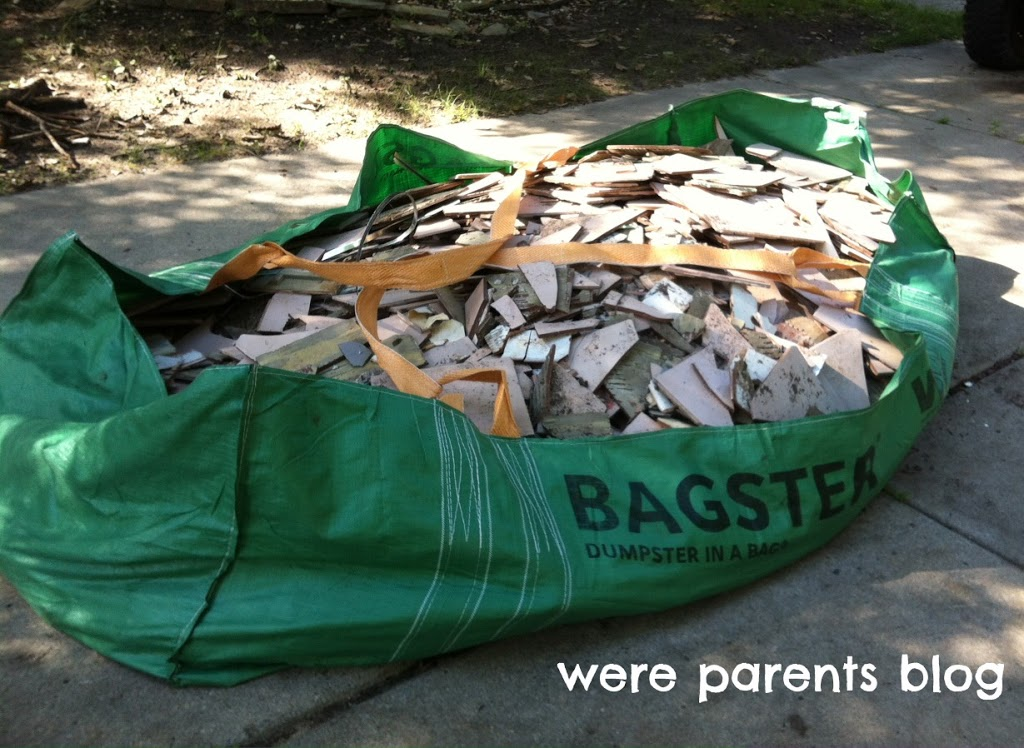 New Home, New Roots: Waste Management Bagster Bag Review ...