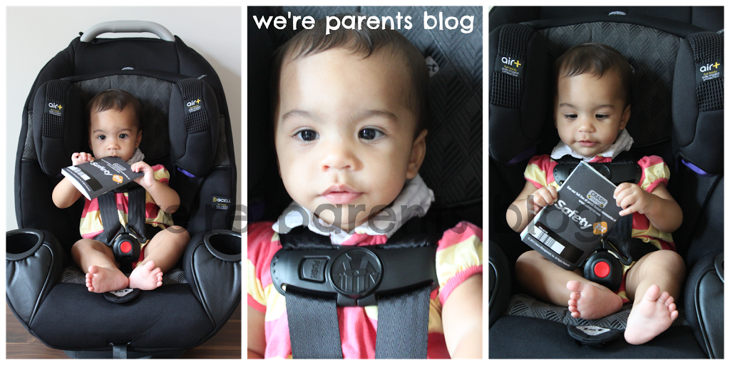 Safety 1st Elite 80 Air + 3-in-1 Car Seat Review & Giveaway - We\'re ...