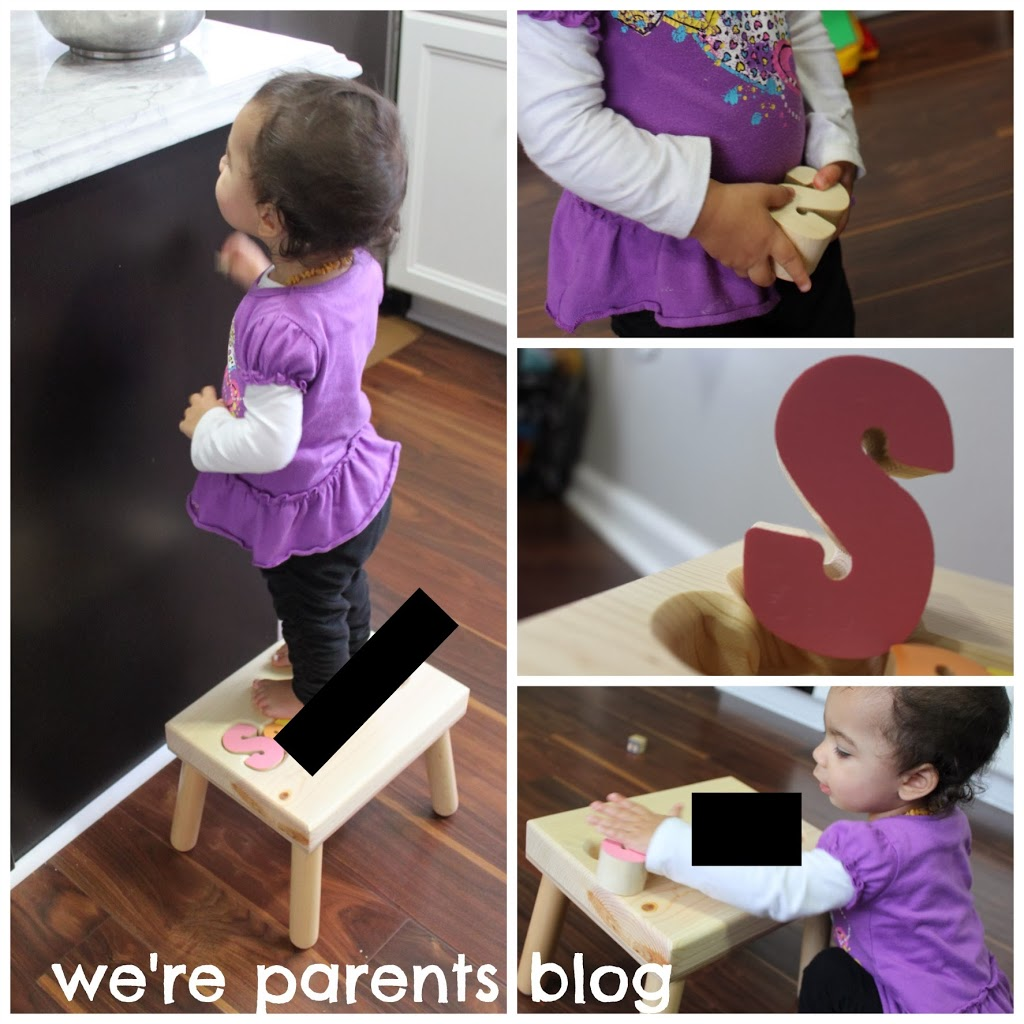 Damhorst Toys Small Puzzle Stool Review Amp Giveaway We Re