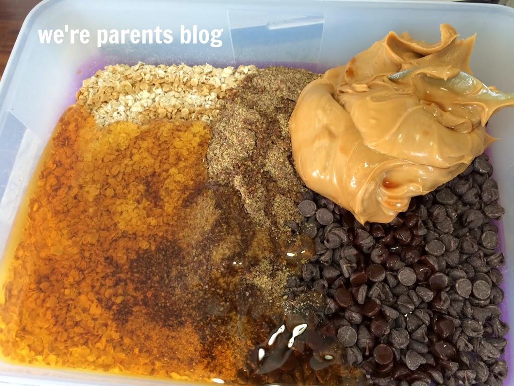 no bake lactation energy cookies