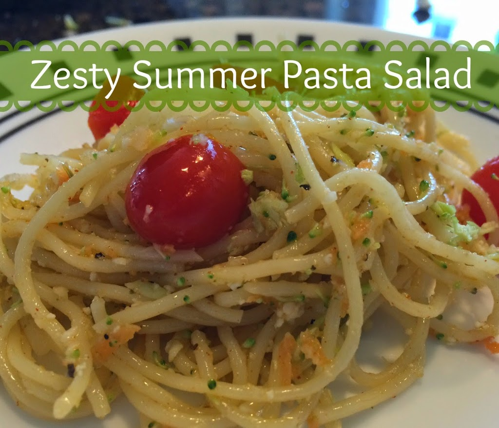 cold pasta salad recipes from scratch