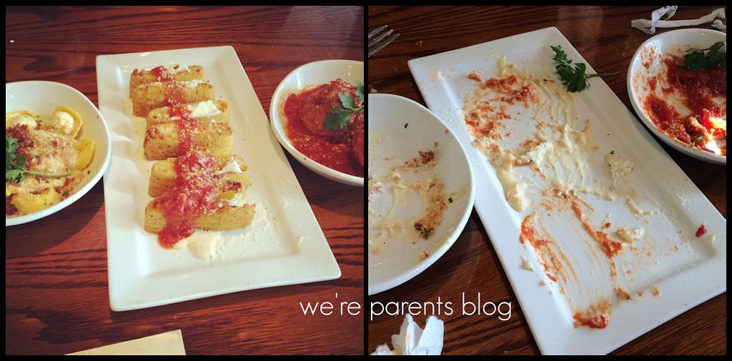 Olive Garden Launches New Menu Were Parents