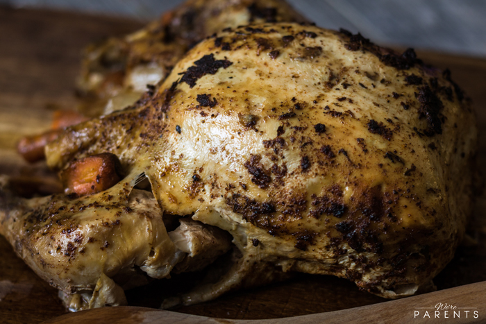 easy whole chicken recipes