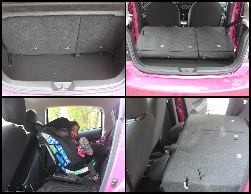2015 Mitsubishi Mirage ES 5-Door Hatchback