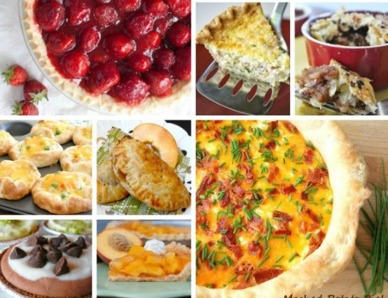 35 mouthwatering pie recipes