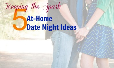 at home date night ideas