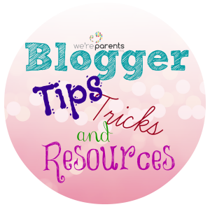 blogger tips tricks and resources