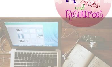 blogger tips tricks resources