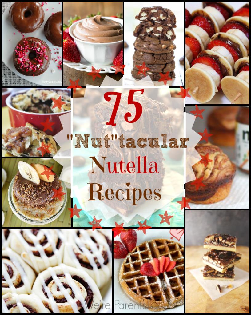 75 nutella recipes