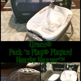 Graco® Pack 'n Play® Playard Nearby Napper™