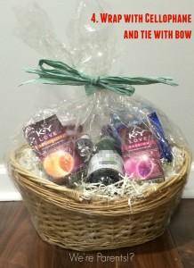 diy date night gift basket