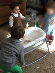 graco pack and play athomewithgraco fun