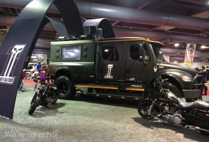 harley davidson philly auto show