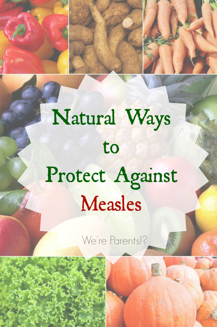 natural ways to protect against measles