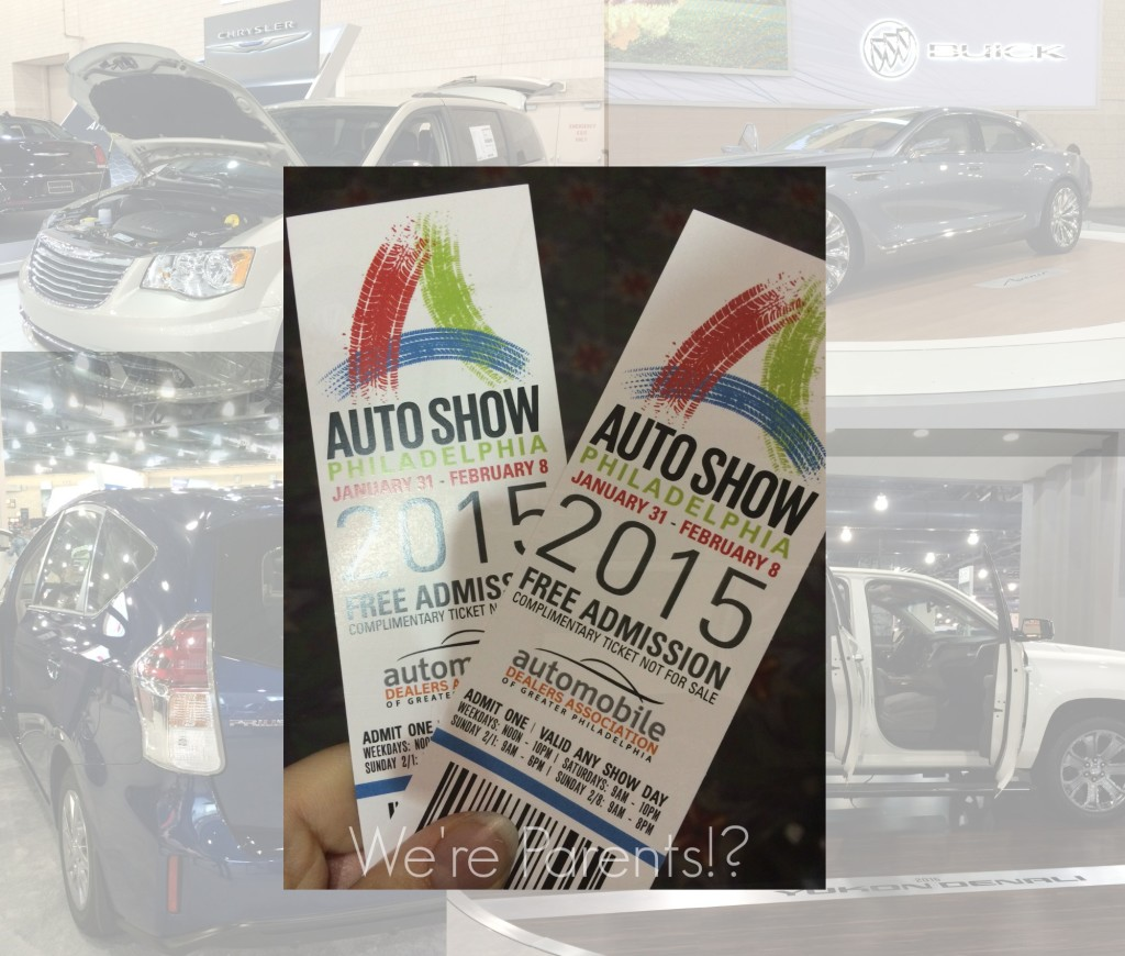 philly auto show 2015