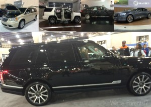 philly auto show cars