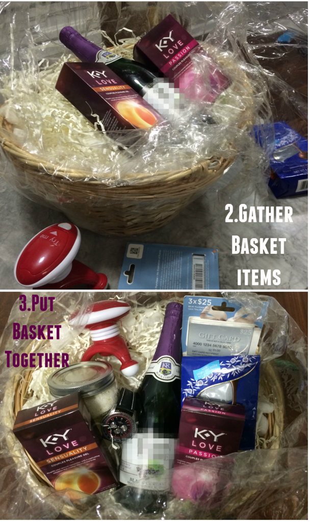 valentines day diy date night gift basket idea