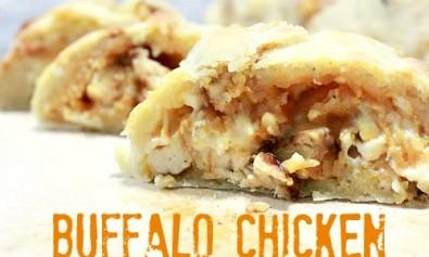 buffalo Chicken stromboli
