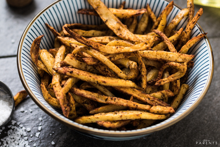 Best homemade oven fries