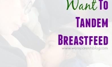 tandem breastfeed