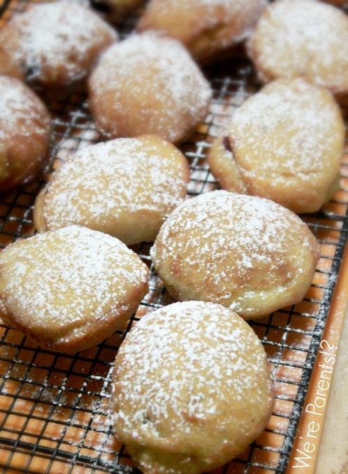 homemade dairy free doughnuts recipe