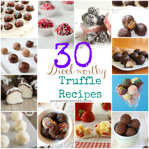 best truffles recipes