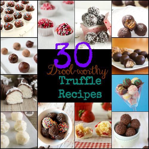 best truffles recipes