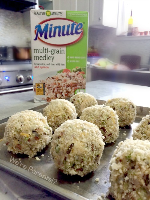 minute rice multi grain medley