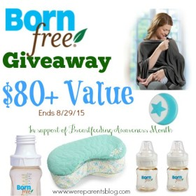 born free giveaway