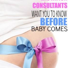 lactation consultants