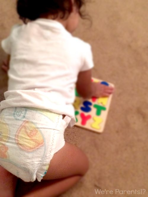 New! Pampers Cruisers at Target