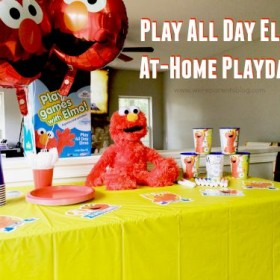 play all day elmo party