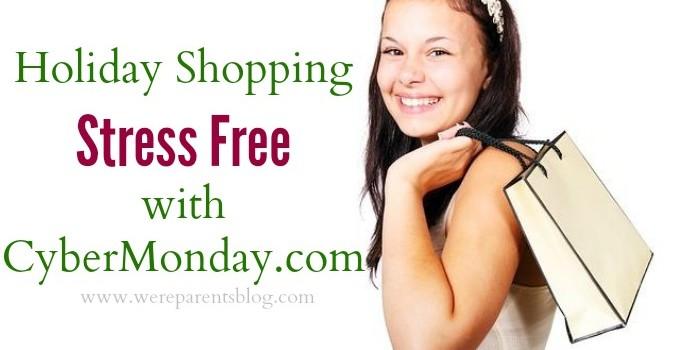 Stress Free Shopping at CyberMonday.com
