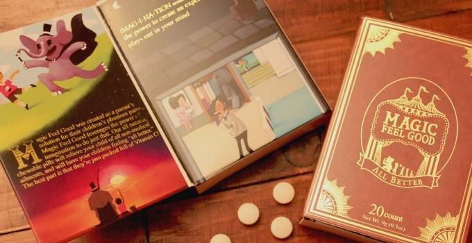Magic Feel Good – For When Kids Fake Sick