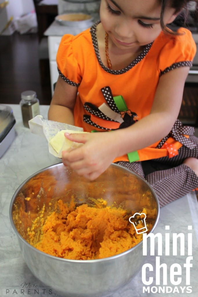 mini chef mondays sweet potato pie