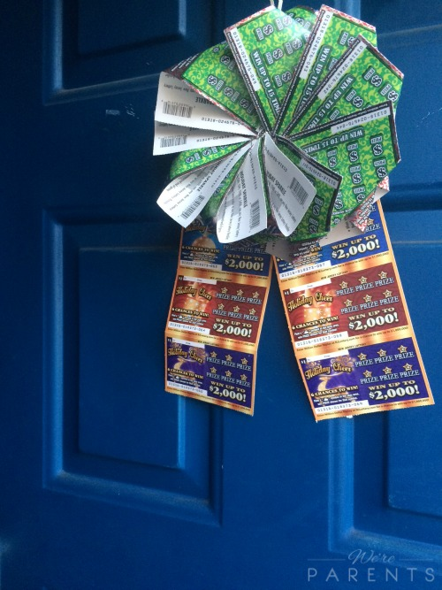 new jersey lottery gifts