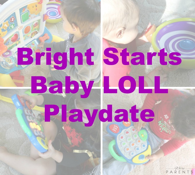 baby loll playdate