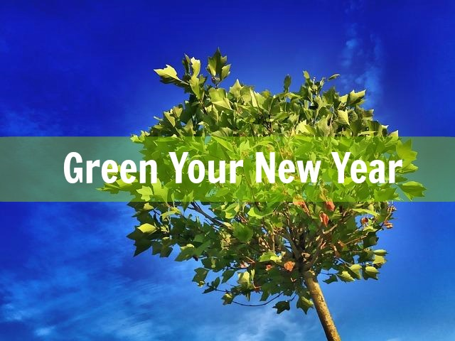 green your new year