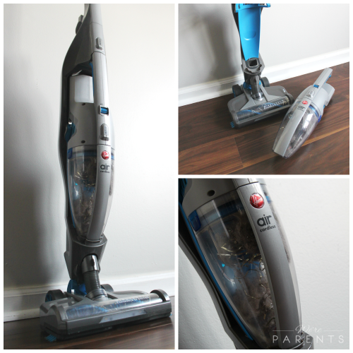 hoover 2-in-1 stick and handheld vacuum