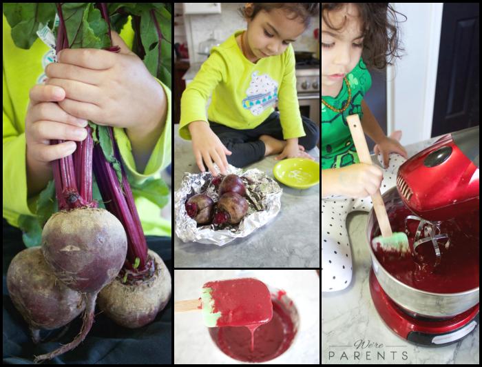 how to make dye free red velvet cake