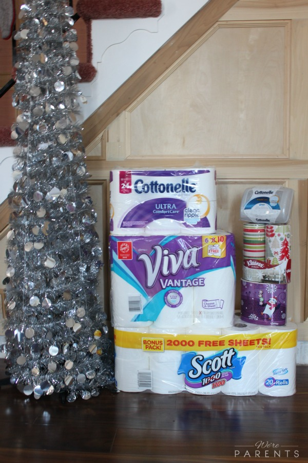preparing for overnight guests kimberly clark