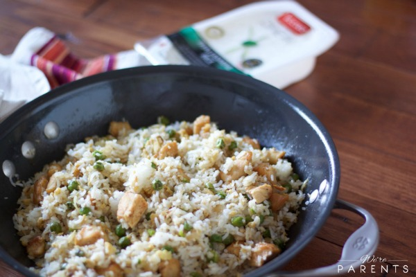 20 minute chicken fried rice recipe
