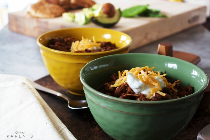 3 bean chicken chili recipe