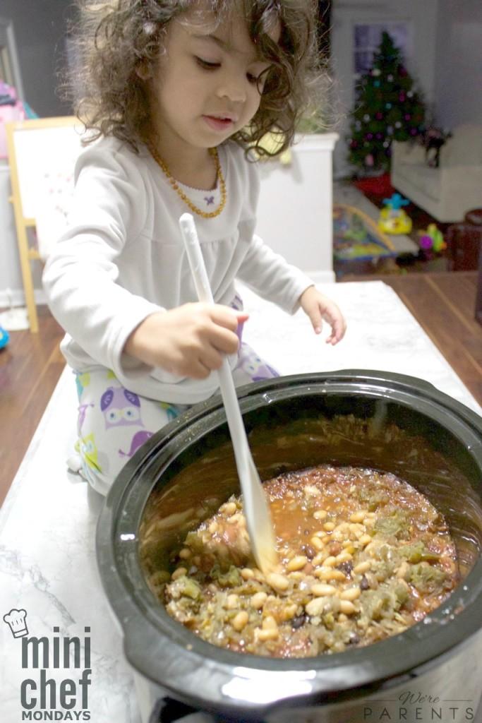 mini chef mondays chili
