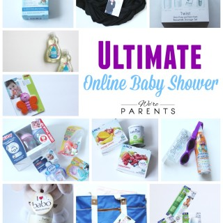ultimate online baby shower brands