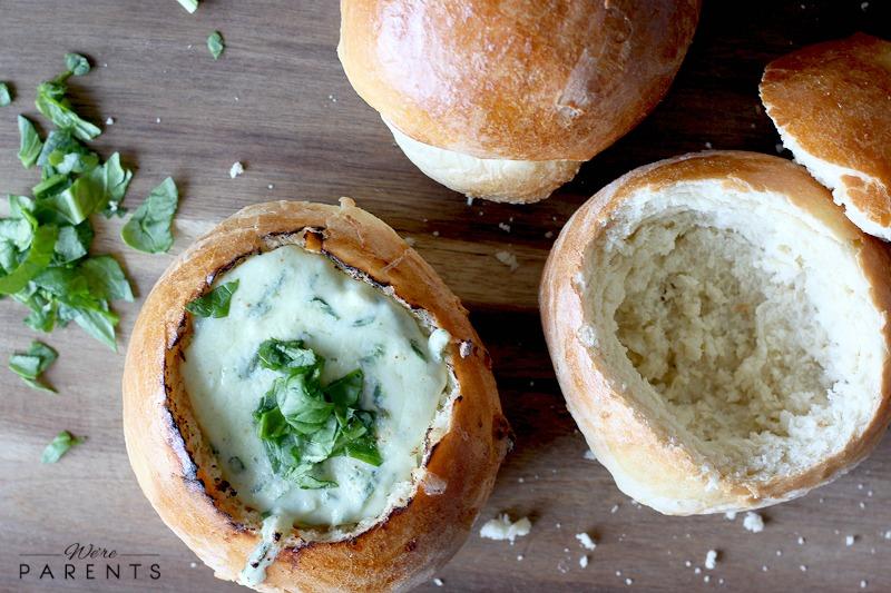 bread bowls recipe